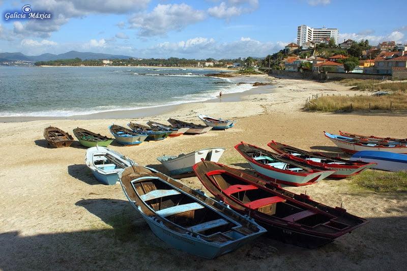 Playa de A Fonteiña