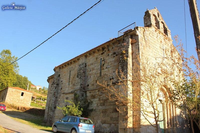 Iglesia de A Cova
