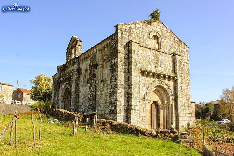 Iglesia de Dozón