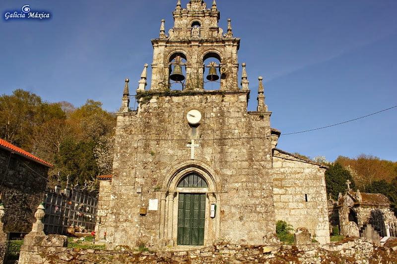 Iglesia de Santa María de Dozón