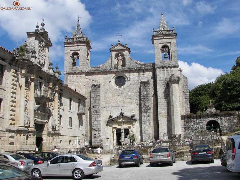iglesia de Ribas de Sil