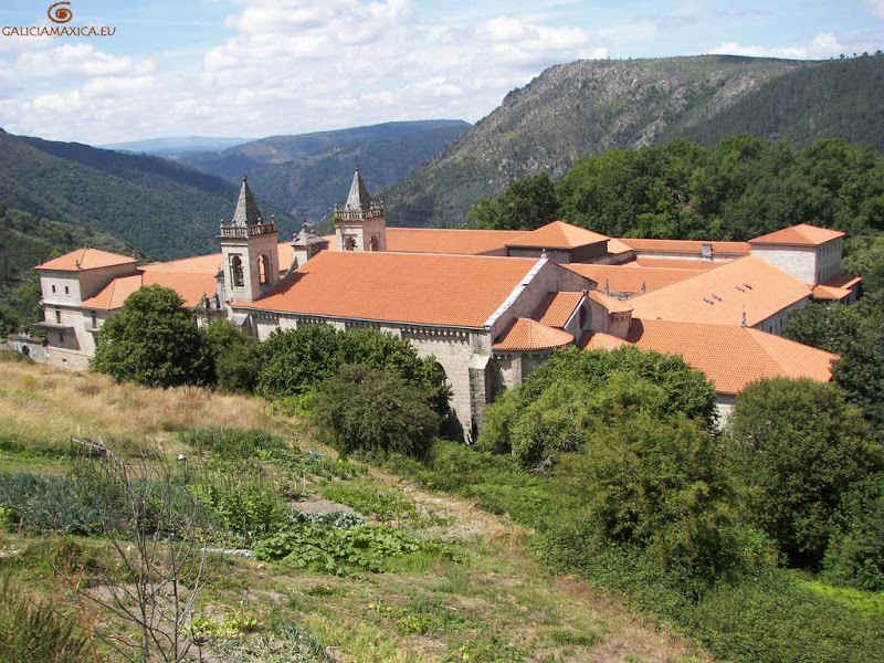 Monasterio de Sto. Estevo