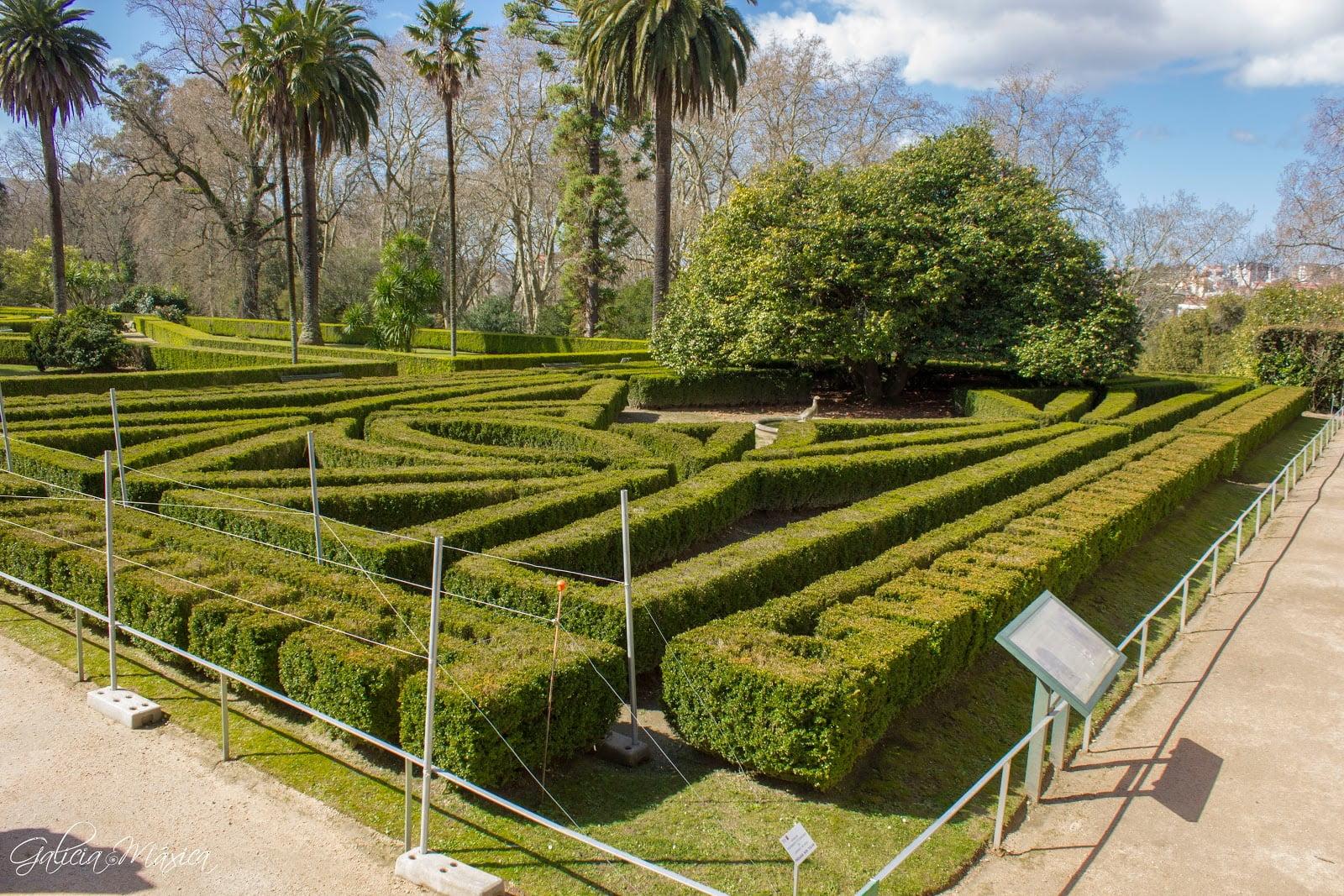 Jardines de Castrelos