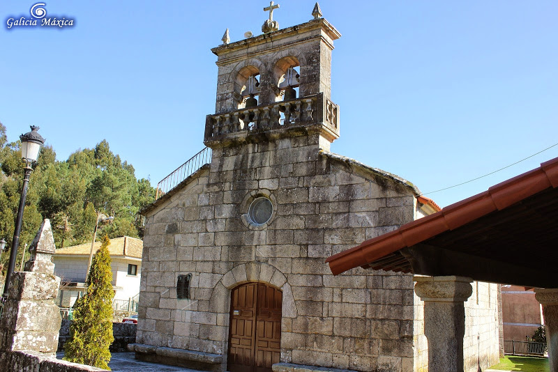 Iglesia de Baíña