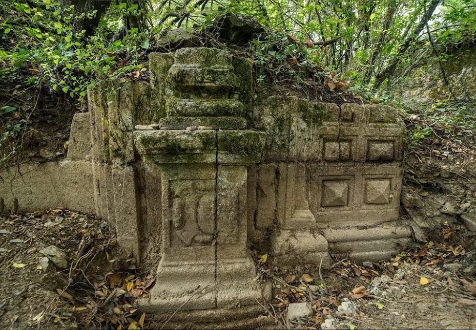 ruinas de o santo, ribas de sil