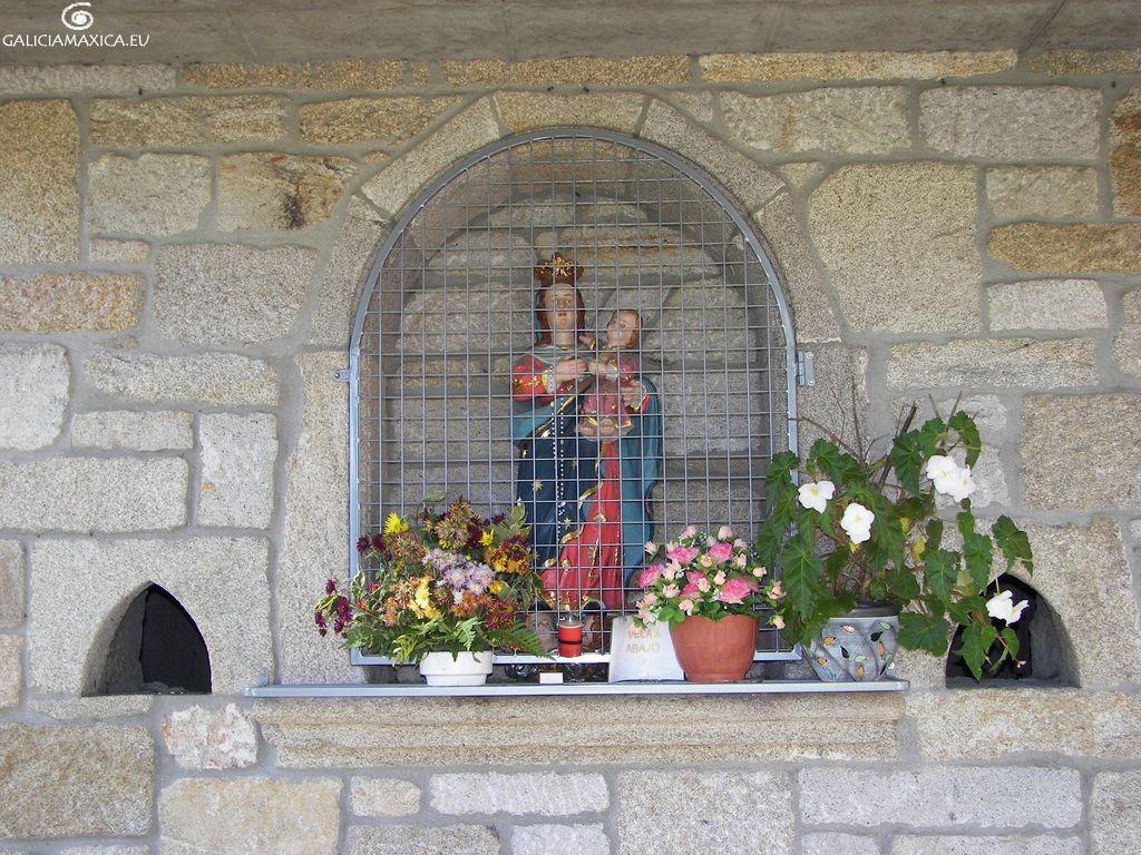 Virgen de los Milagros de Araño