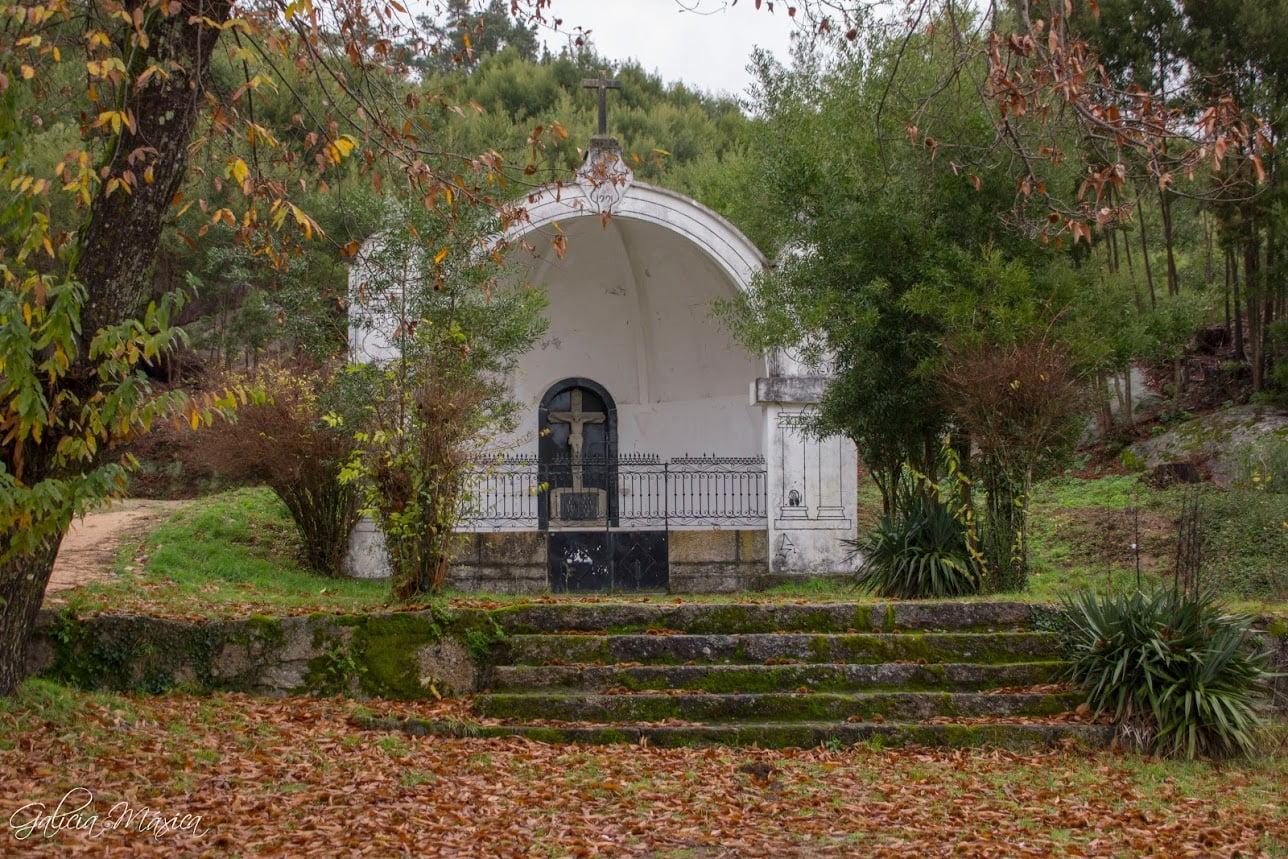 A Picaraña, capilla