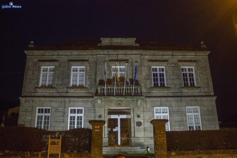 Fachada Museo de Arbo