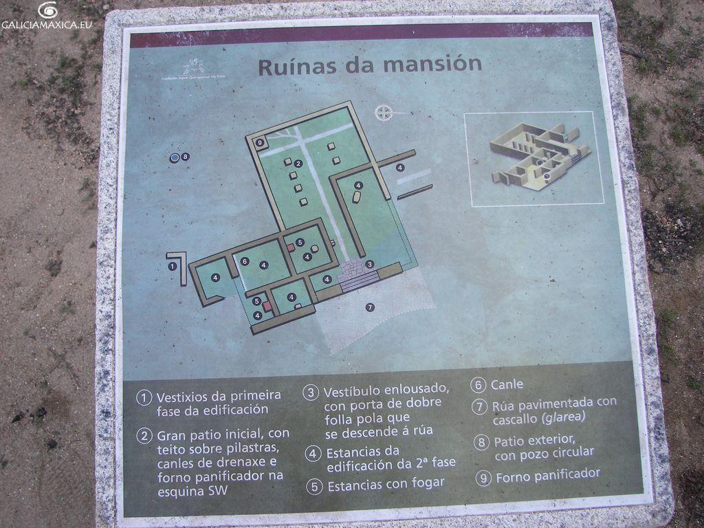 Plano de la mansión