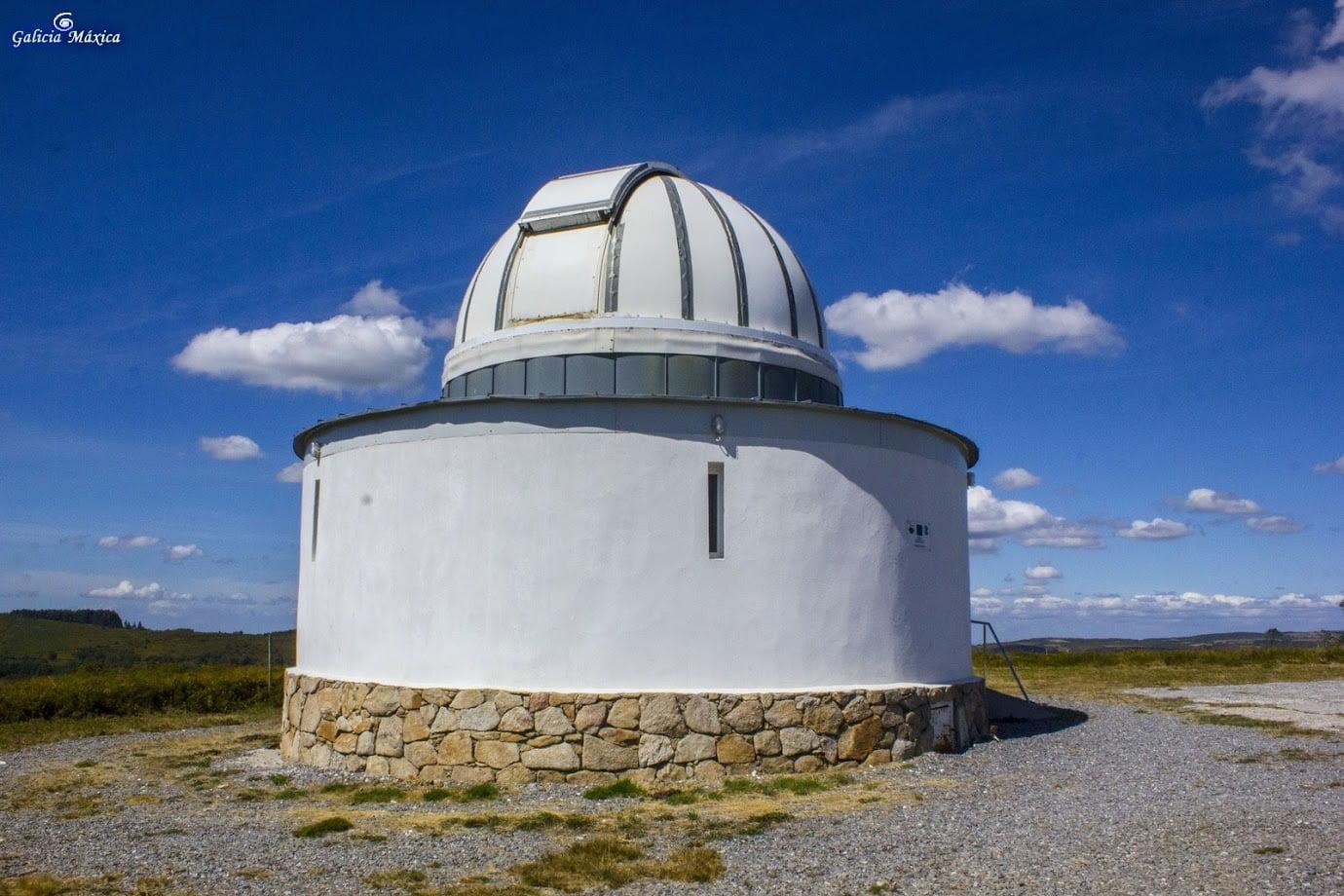 Telescopio de Forcarei