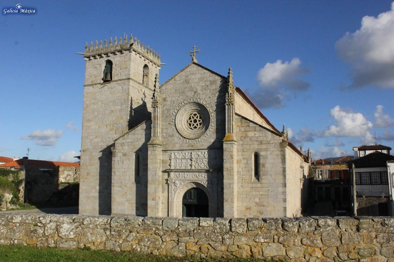 Iglesia de Caminha
