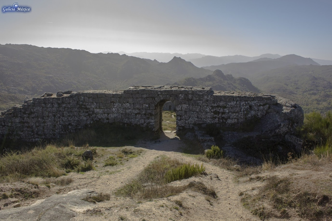 Castillo de Castro Laboreiro