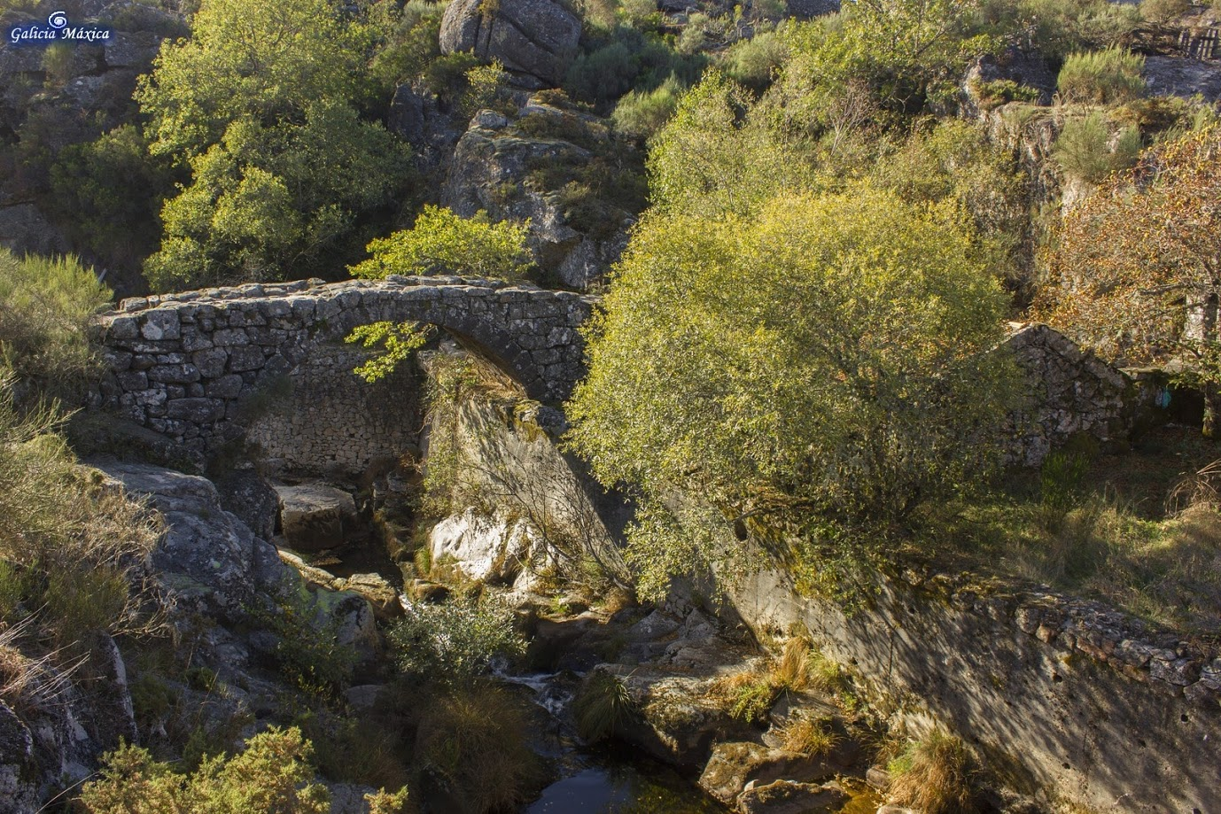 Ponte Velha de Castro Laboreiro