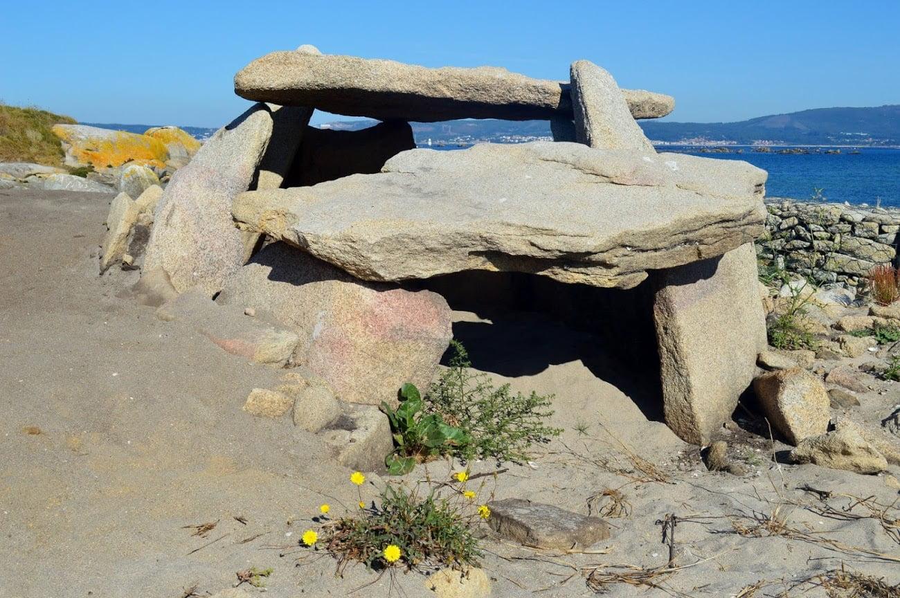 Dolmen de Areoso