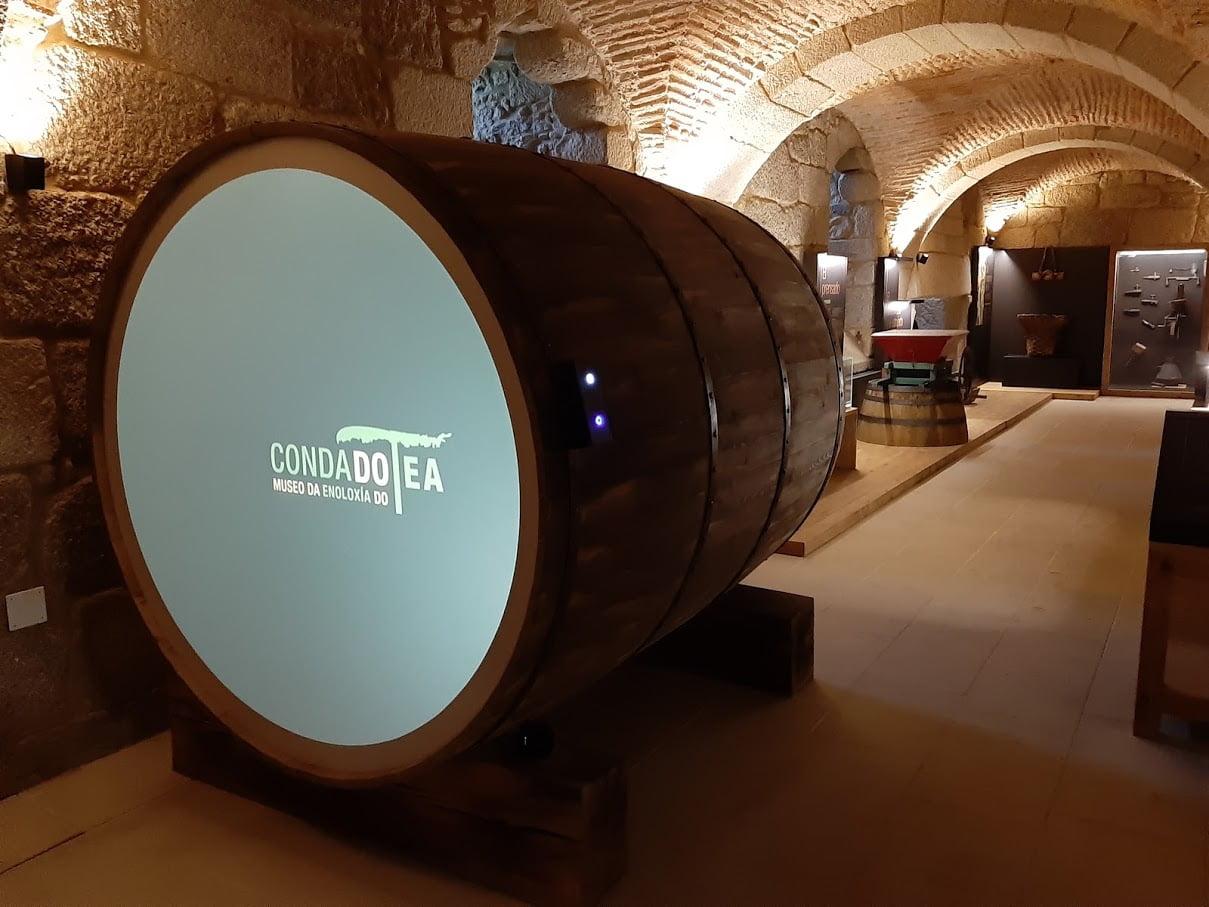 Museo del vino de Salvaterra de Miño