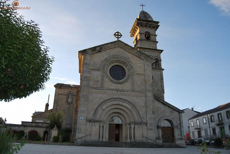 Iglesia de Lagostelle