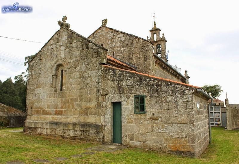 Ábside y sacristía