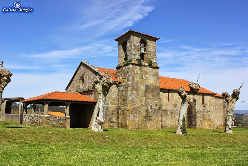 Iglesia de Lubre