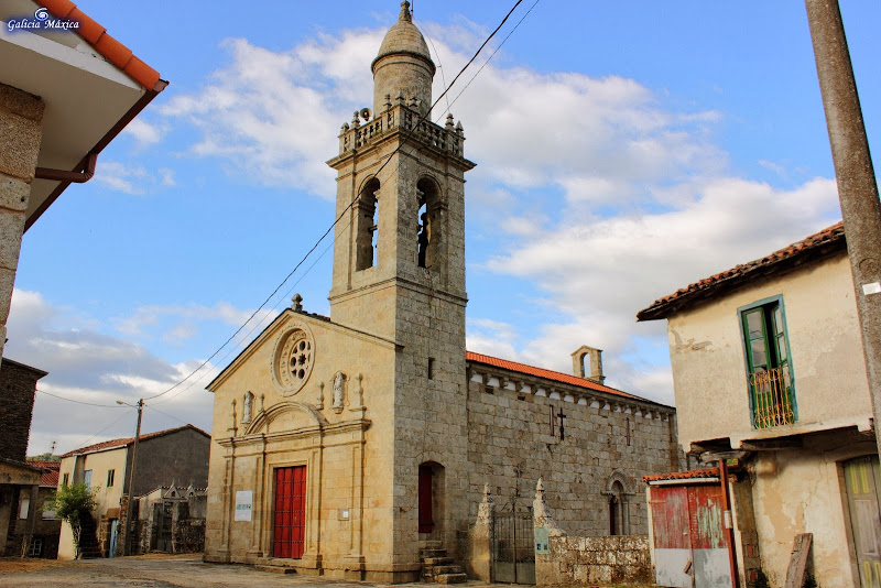 Iglesia de Nogueira