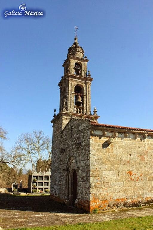 Iglesia de Ourantes