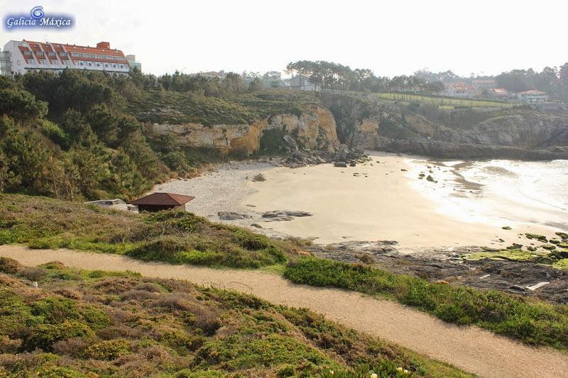 Playa de Paxariñas