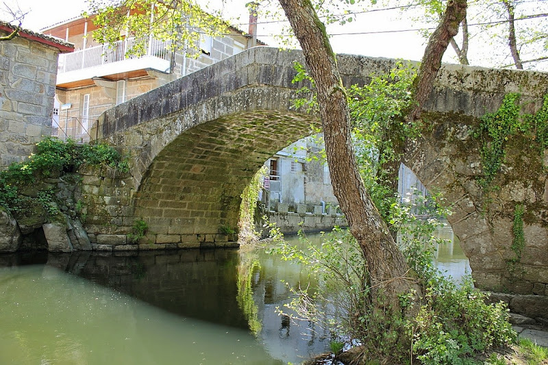Puente Baños de Molgas