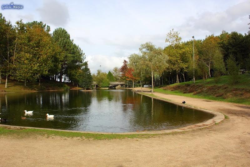 Lago del Monte dos Pozos