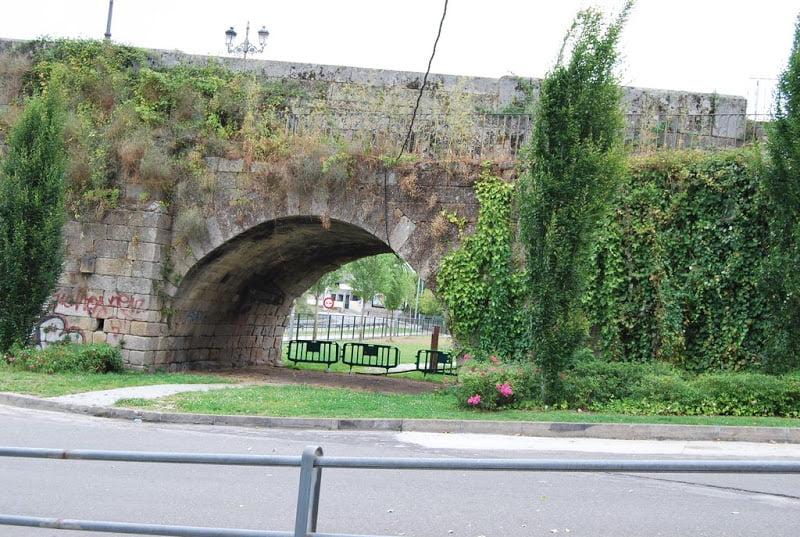 Puente romano de Ourense