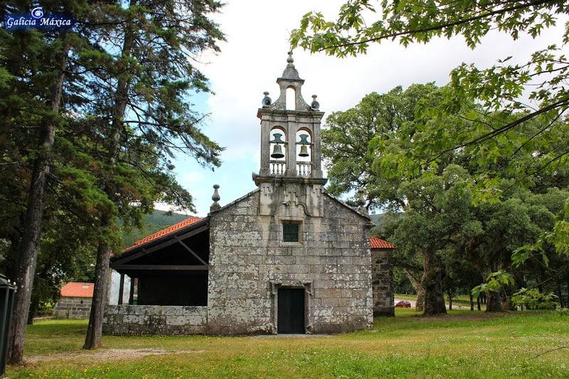 Santuario dos Miragres de Requián