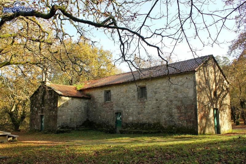 Ermita de San Cibrán de Dimo