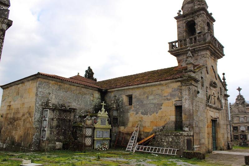 iglesia de Sampaio