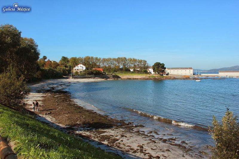 Playa de Santa Baia
