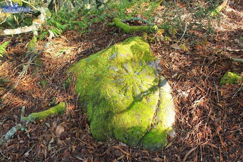 Petroglifo de Pepe Meijón
