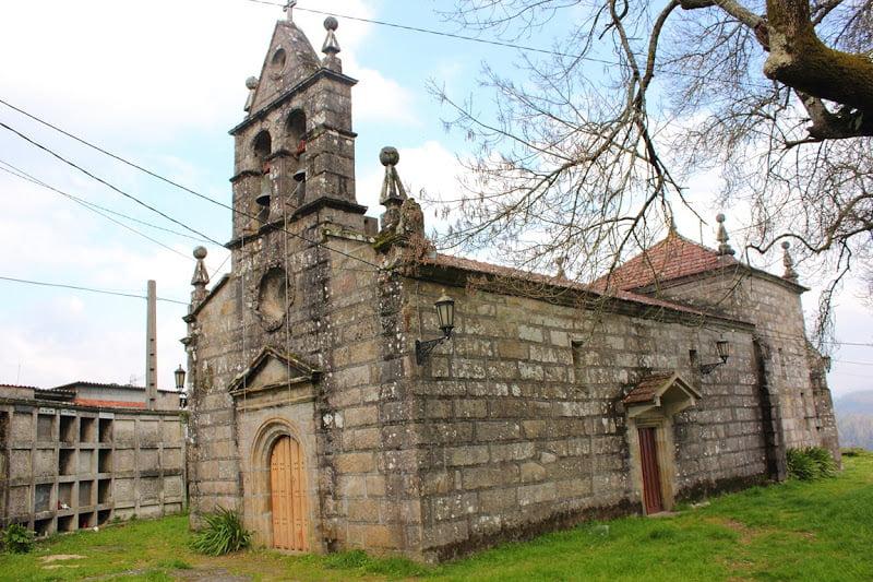 Iglesia ed Taboadelo