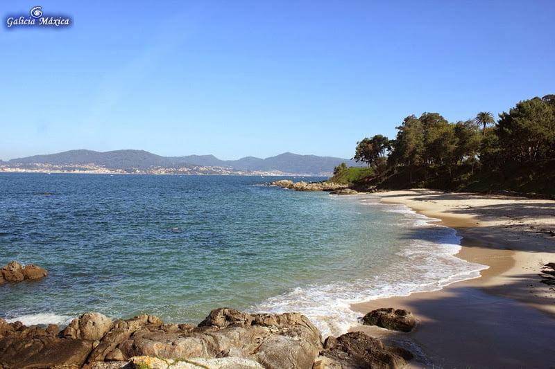 Playa de O Tombo do Gato