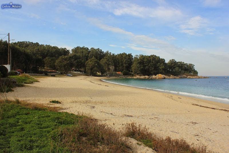 Playa de A Mourisca