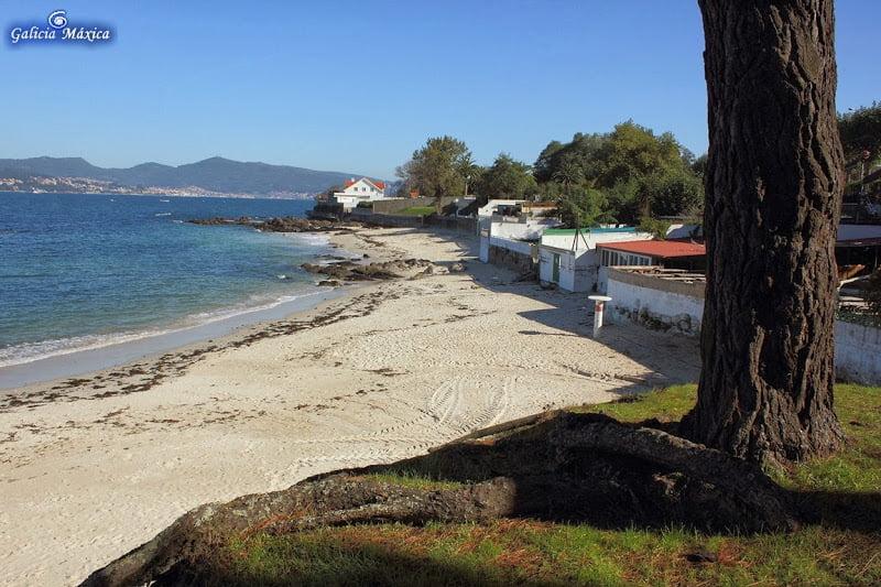 Playa de As Fontes