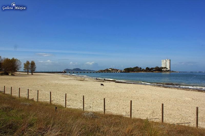 Playa de O Vao