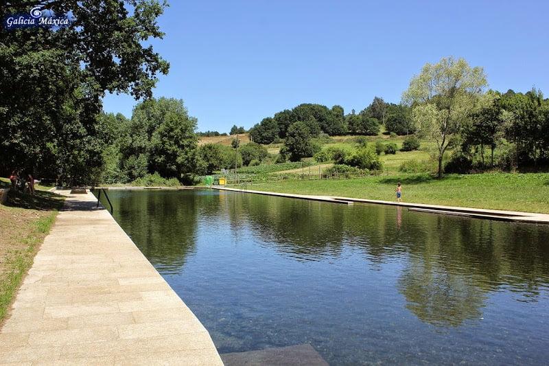 PLaya fluvial do Pozo do Boi