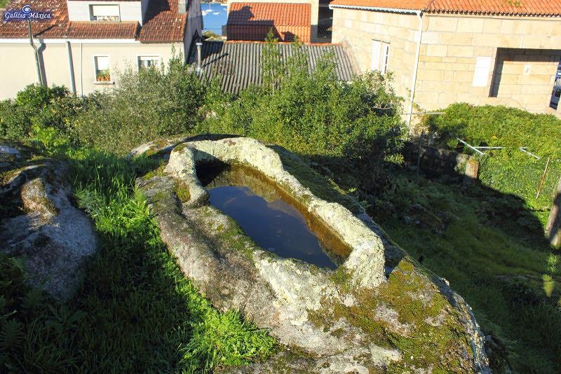 Cama do Xudeu en Cangas