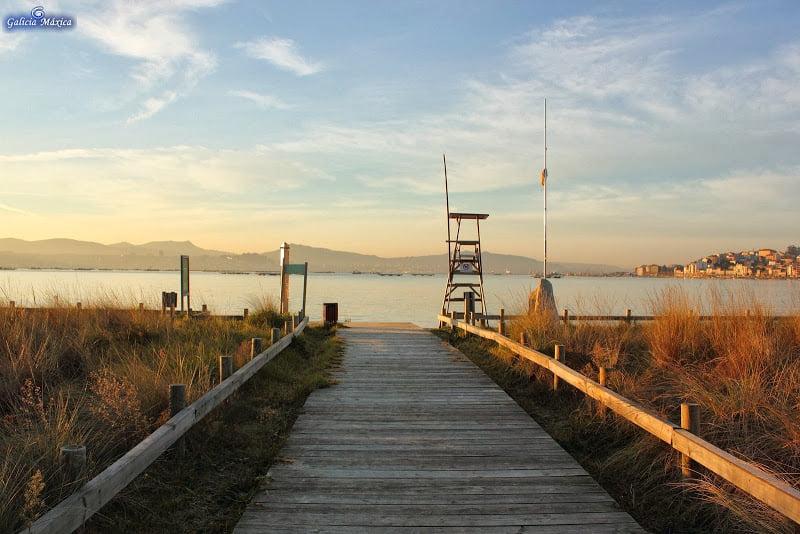 Playa de A Xunqueira